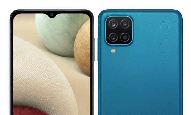 الإعلان الرسمي عن هواتف Galaxy A12 و Galaxy A02s