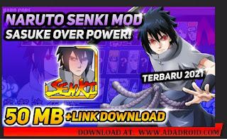 Naruto Senki 1.17 Mod Fire Station Reincarnation Eye Sasuke