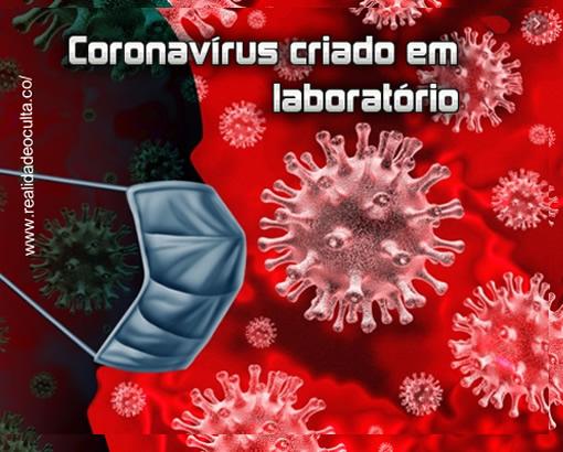 Coronavírus com inserções genéticas do HIV.!