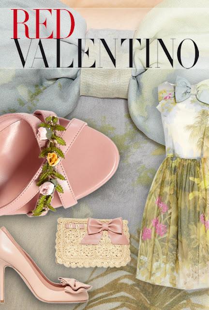 Pastel Pretties Red Valentino 2013