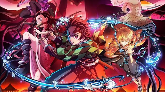 Segunda Temporada do Anime Kimetsu no Yaiba tem novo visual revelado