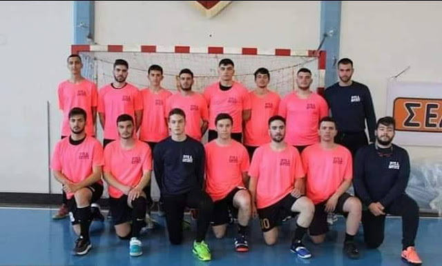 Συγχαρητήρια Ανδριανού στο 2ο ΓΕΛ Άργους για το χάλκινο μετάλλιο στο σχολικό πρωτάθλημα χάντμπολ
