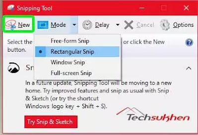 The Advanced Guide to how to take screenshot in laptop