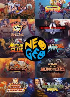 15 SNK NEO GEO Classics Free Download