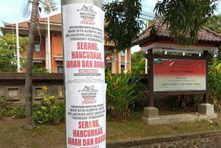 Viral Kemunculan Brosur Ajakan Aksi Penjarahan di Bali, Ulah Siapa?
