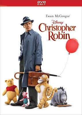 Christopher Robin 2018 Dvd