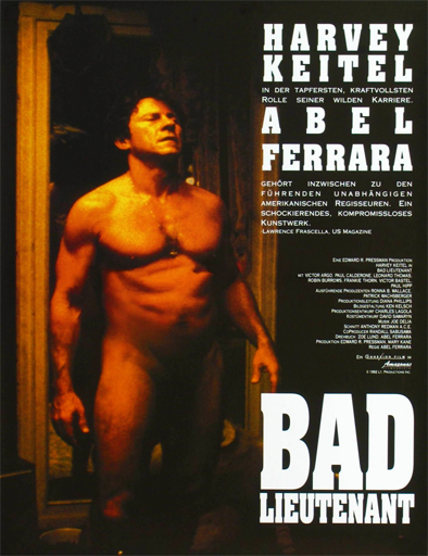 Ver Un maldito policía (Bad Lieutenant) (1992) Online