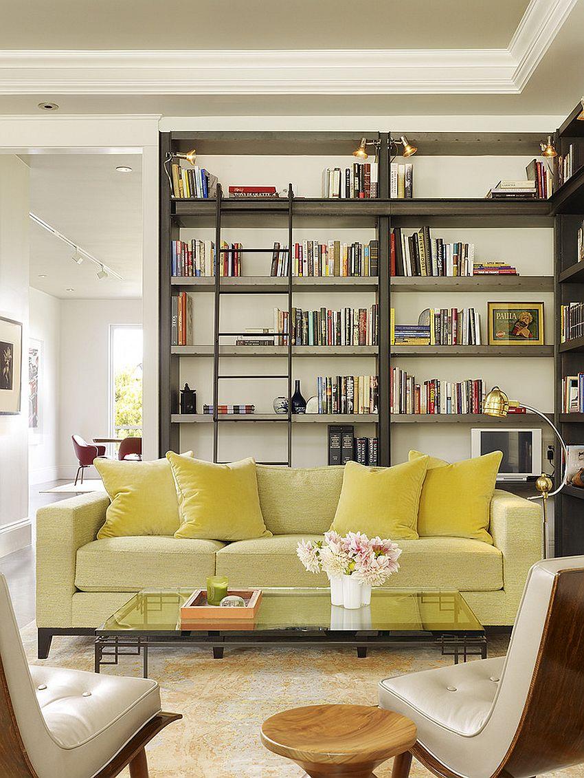 Warna Cat Interior Rumah Dengan 25 Tipe Model Sofa ...