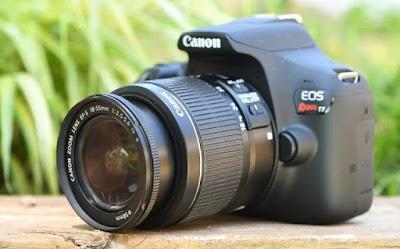 Cámara Canon T7