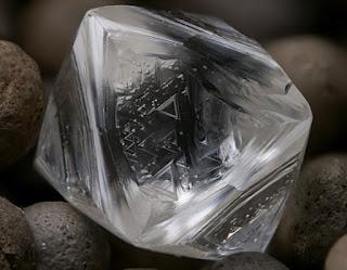 Diamante do Botsuana, imagem de © WuDalin,2020