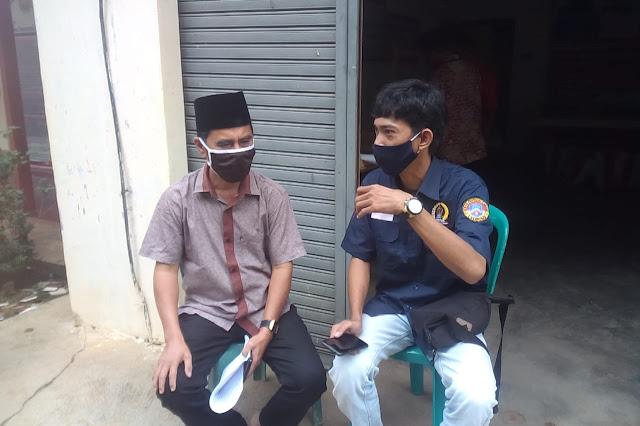 DPC AWPI Kota Bandar Lampung turun kelapangan tinjau distribusi bantuan sosial pemerintah pusat