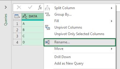 Mengambil Data Unik di Excel dengan Power Query