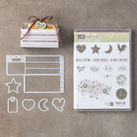 Stampin' Up! Wood Words Bundle Order Stampinup Craft products from Mitosu Crafts' Online UK Shop