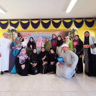 Hari Guru SMK Jerlun : Pak Arab Mai!