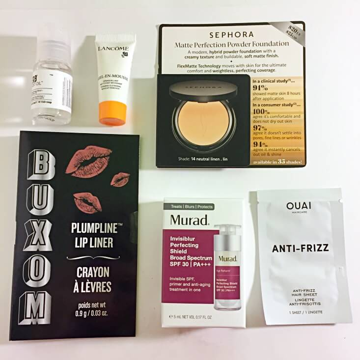 Play! by Sephora March 2018 products