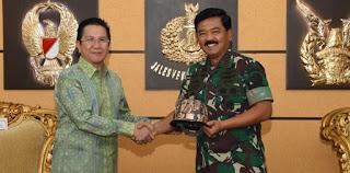 TNI - PT Freeport Indonesia