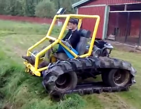 how to make your atv look cool