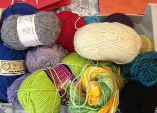 Wool for knitting