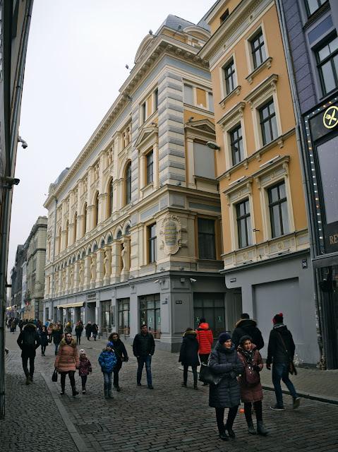 capital r riga, kaļķu street iela, Krievu Drāmas teātris