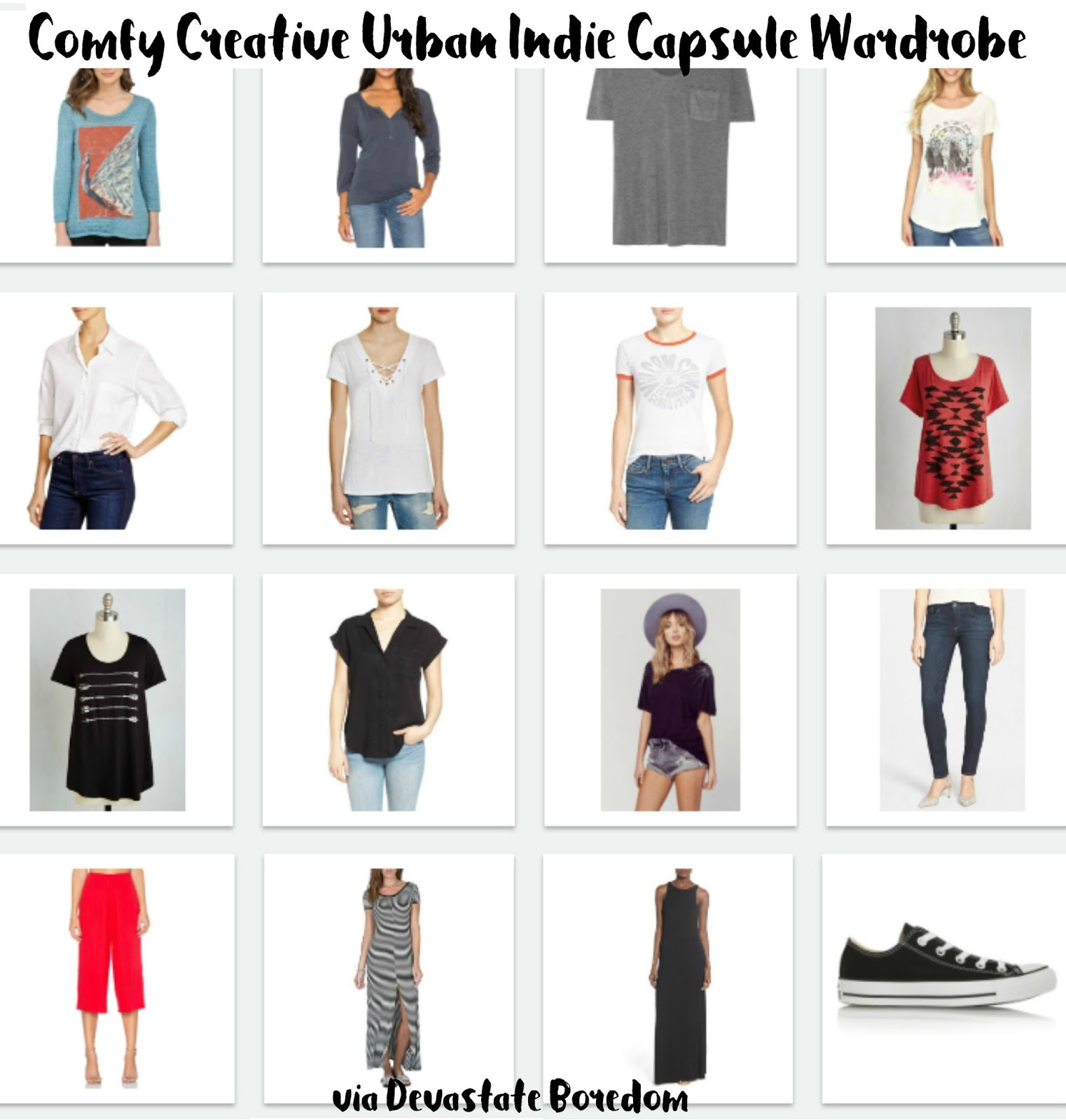 How to Find Your Style Building a Minimalist Capsule Wardrobe e