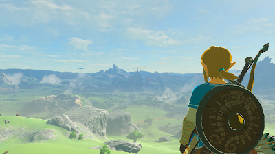 El 3 de Marzo podremos jugar TLoZ: Breath of The Wild en el Nintendo Switch