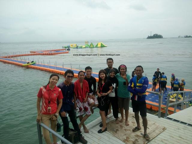 081210999347 Sea Forest Adventure Nuvasa Batam tour wisata keluarga batam