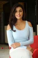 Anisha Ambrose Latest Pos Skirt at Fashion Designer Son of Ladies Tailor Movie Interview .COM 1077.JPG