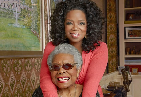 Oprah's OWN TV plans tribute to Dr. Maya Angelou on Sunday June 1 2016