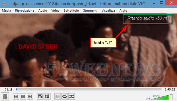 Sincronizzare audio con il video