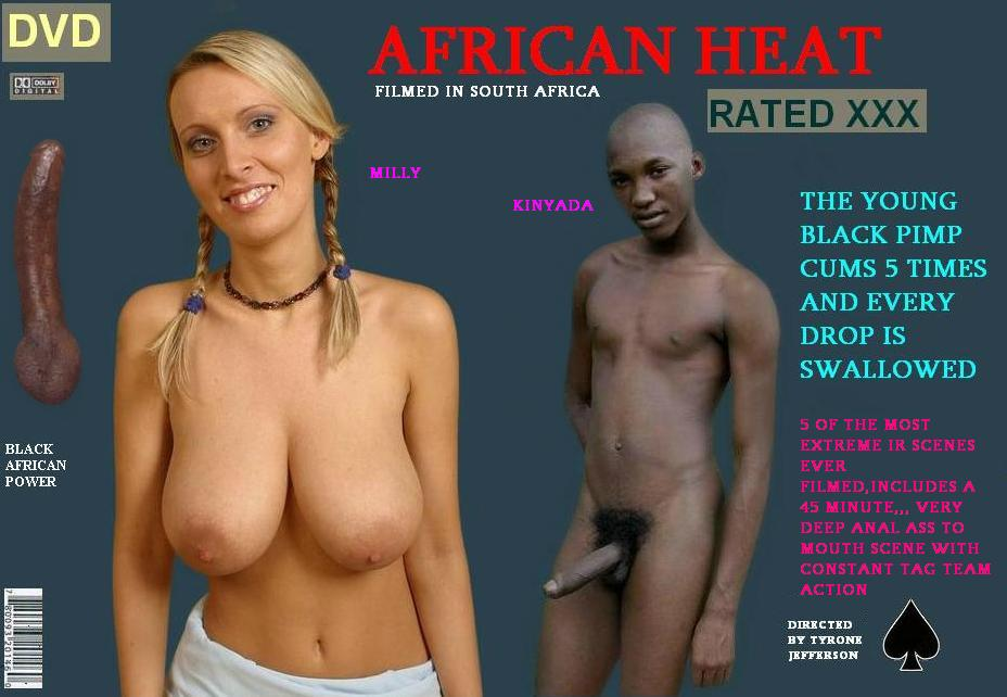 Milly morris interracial