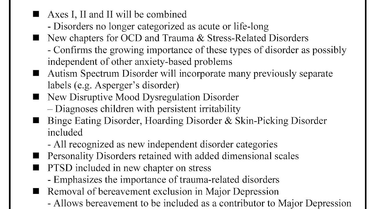 Dsm 5 Major Depression - Depression Choices