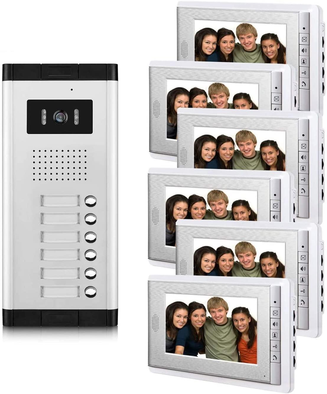 HS-IV-1011 - Amocam Video Portero