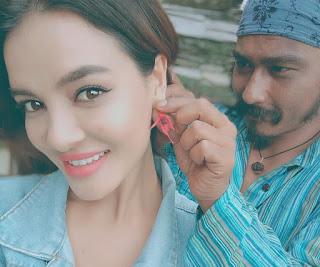 Shristi Shrestha husband boyfriend