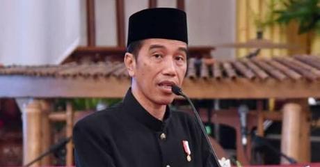 Tegas, Jokowi Nyatakan Sikap Pemerintah Tolak Ambang Batas Pencalonan Presiden Diturunkan