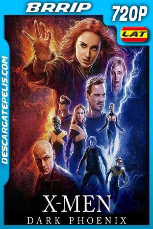 X-Men: Dark Phoenix (2019) 720p BRrip Latino – Ingles