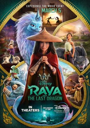 Raya And The Last Dragon 2021 BRRip 1080p Dual Audio