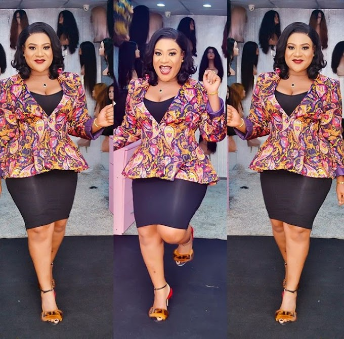 "I CAN MARRY A POOR MAN AS LIFE PARTNER ""NKECHI SUNDAY REVEALS"""