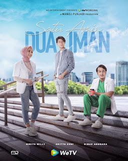 Nonton Satu Amin Dua Iman 2021 (Full Episode 1-8B )