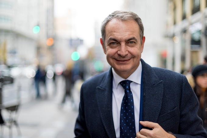 Rodríguez Zapatero al Frente Polisario: «Abandonar sus sueños y utopías destructivas».