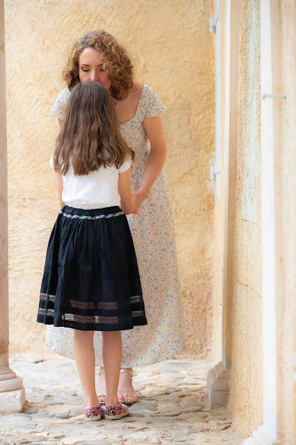 Elleanor de Provence jupes et robes