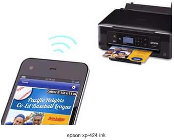 Epson XP-424 printer review