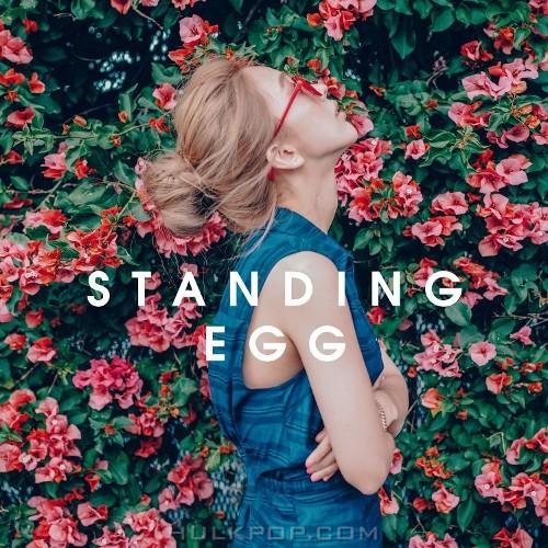 Standing Egg – Cuz it's you – Single