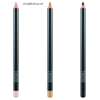 preview brant brothers mac cosmetics matite occhi kajal colorato