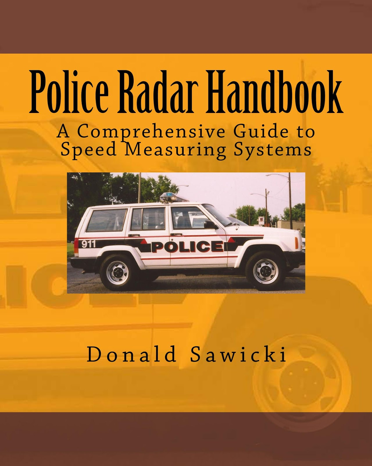 CopRadar Blog: Police Radar Handbook Explains Wrongful