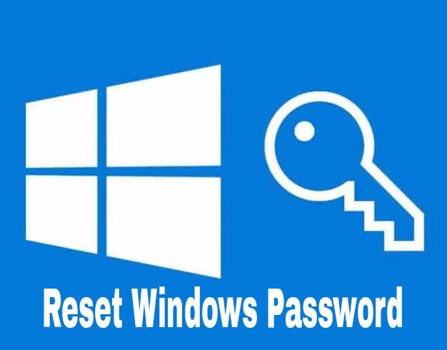 How to reset password forgotten Windows 10 password