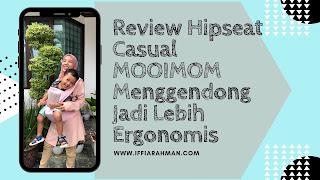 hipseat mooimom untuk usia berapa