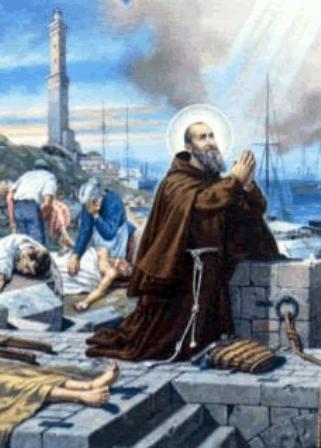 Santo Fransiskus Maria Camporosso
