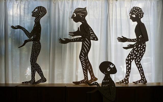"""Οι """"Σκιές – Shadows» της Αργείτισσας Δήμητρας Σιατερλή στον """"Τεχνοχώρο"""""""