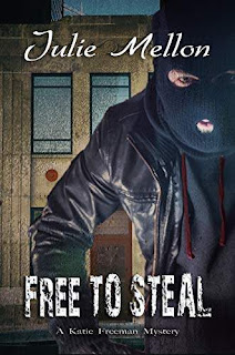 Free to Steal - thrilling mystery book promotion service Julie Mellon