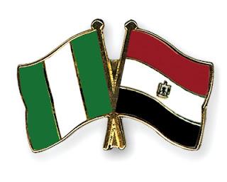 Nigeria and Egypt